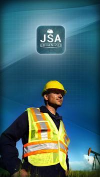 JSA Organizer poster