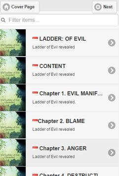 The Ladder of Evil Revealed apk screenshot