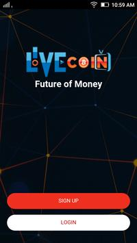 livecoin poster