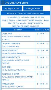 Smart Cricket Live Score apk screenshot