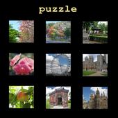 3x3 puzzle icon