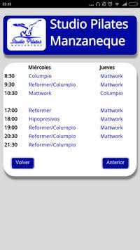 Pilates Manzaneque apk screenshot