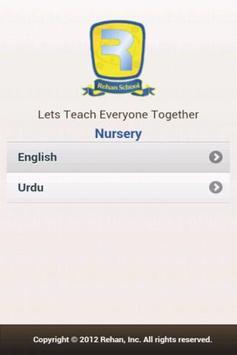 Rehan School screenshot 1