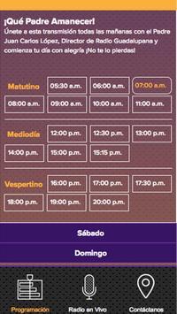 Radio Guadalupana App screenshot 3