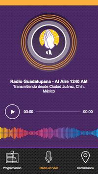 Radio Guadalupana App screenshot 1