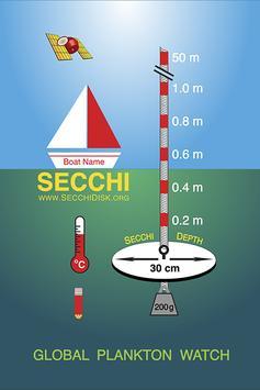 Secchi Web poster