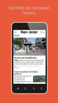 Tages-Anzeiger poster