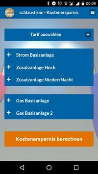 VIP-Club Kostenersparnis App screenshot 1