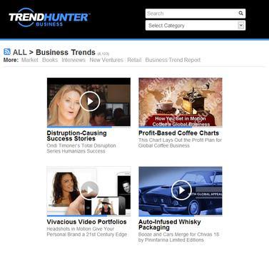 Trend Hunter - #1 in Trends screenshot 4