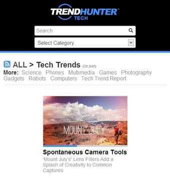 Trend Hunter - #1 in Trends poster