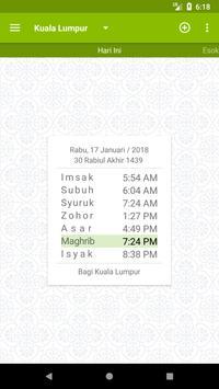 MySolat - Malaysia Prayer Time poster