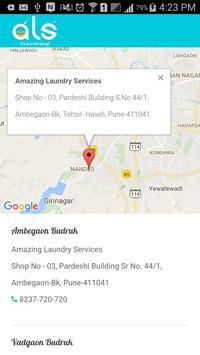Amazing Laundry Service screenshot 2