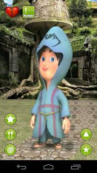 Talking Ninja poster