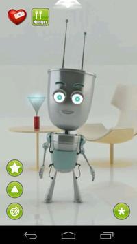 Talking Robot poster