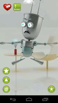 Talking Robot screenshot 1