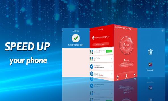 Antivirus,Booster,Memmory Cleaner,App locker screenshot 1