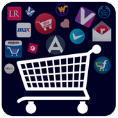 All In One shopping apps Free icon