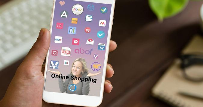 All In One shopping apps Free poster