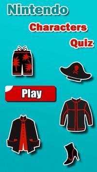 Characters Quiz - Nintendo poster