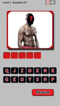 MMA Quiz game poster