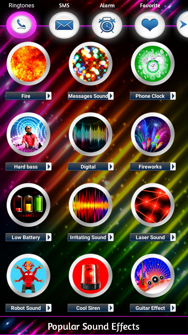 Popular Sound Effects for Android - APK Download