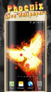 Phoenix Live Wallpaper screenshot 2