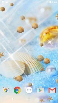 Sea Shell Live Wallpaper HD screenshot 11
