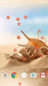 Sea Shell Live Wallpaper HD screenshot 12