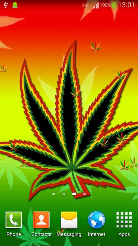 Weed Hd Live Wallpaper For Android Apk Download