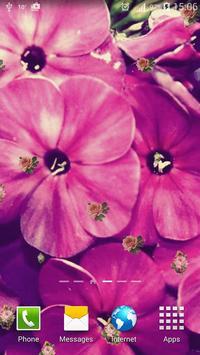 Vintage Flowers Live Wallpaper poster