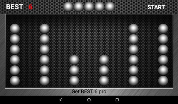 BEST 6 apk screenshot