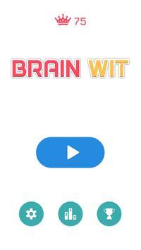 Brain Wit poster