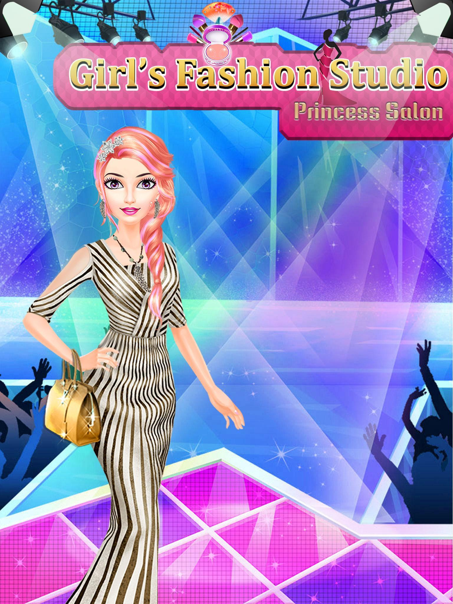 Makeup Salon Girl Fashion Studio Game For Girls For Android Apk Download
