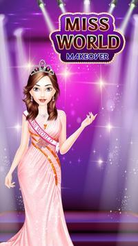 Miss World Makeover poster