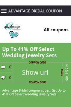 Wedding Coupons screenshot 3