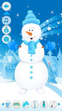 Make a Snowman apk screenshot