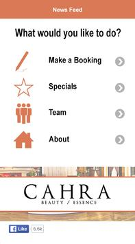CAHRA poster