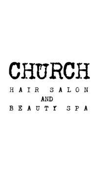 Church Salon Chatham poster