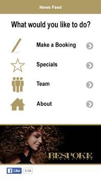 Bespoke Hair poster