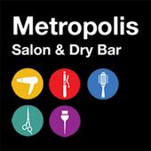 Metropolis Salon & Dry Bar icon