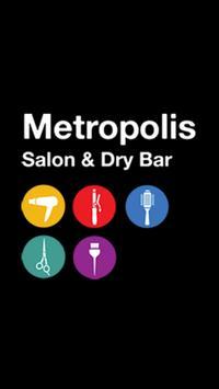 Metropolis Salon & Dry Bar screenshot 1