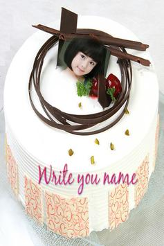 Birthday cake photo frame screenshot 15