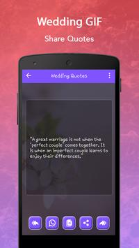 Wedding GIF, Images and Quotes screenshot 6