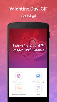Valentines day GIF, Images and Quotes screenshot 4