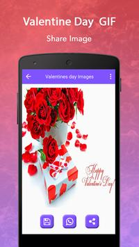 Valentines day GIF, Images and Quotes screenshot 2