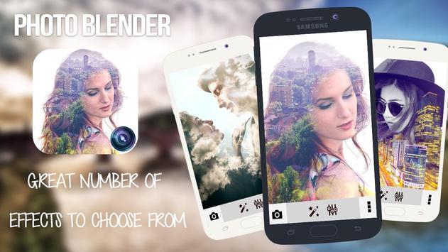 Photo Blender- Exposure Effect poster