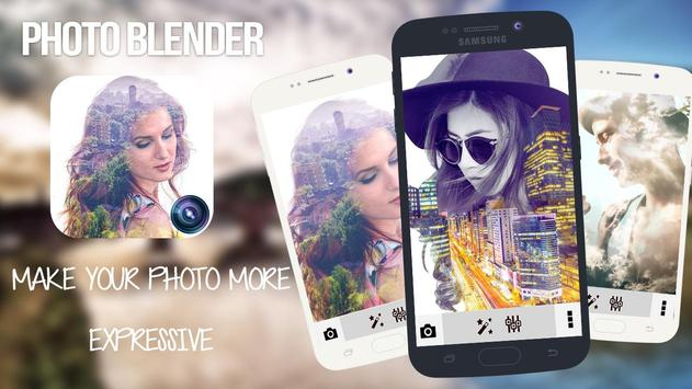 Photo Blender- Exposure Effect screenshot 1
