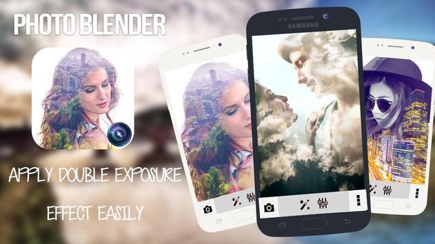 Photo Blender- Exposure Effect screenshot 2