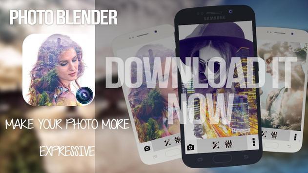 Photo Blender- Exposure Effect screenshot 3