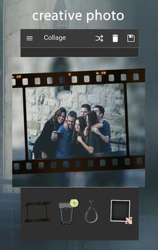 PIP camera photo editor-image poster